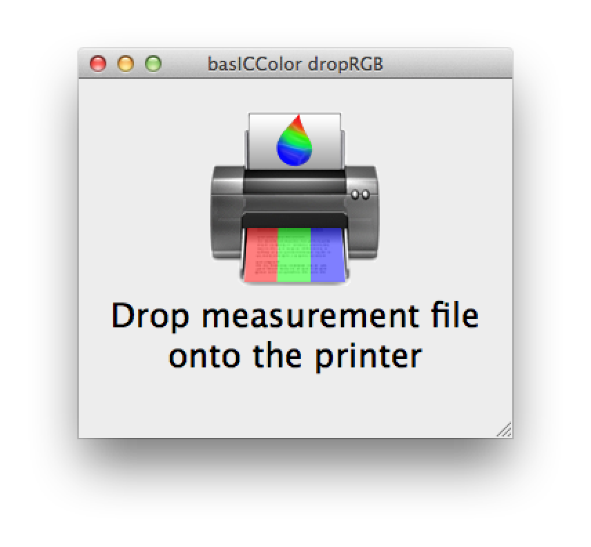 basICColor dropRGB - ICC RGB Printer Profiler | basICColor GmbH